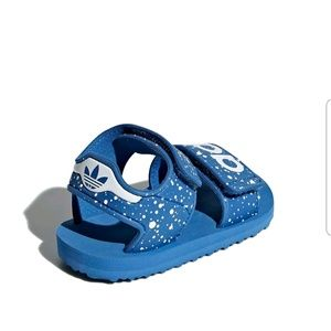 Adidas original toddler beach sandals